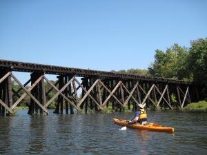 Bridge Tuckahoe Creek