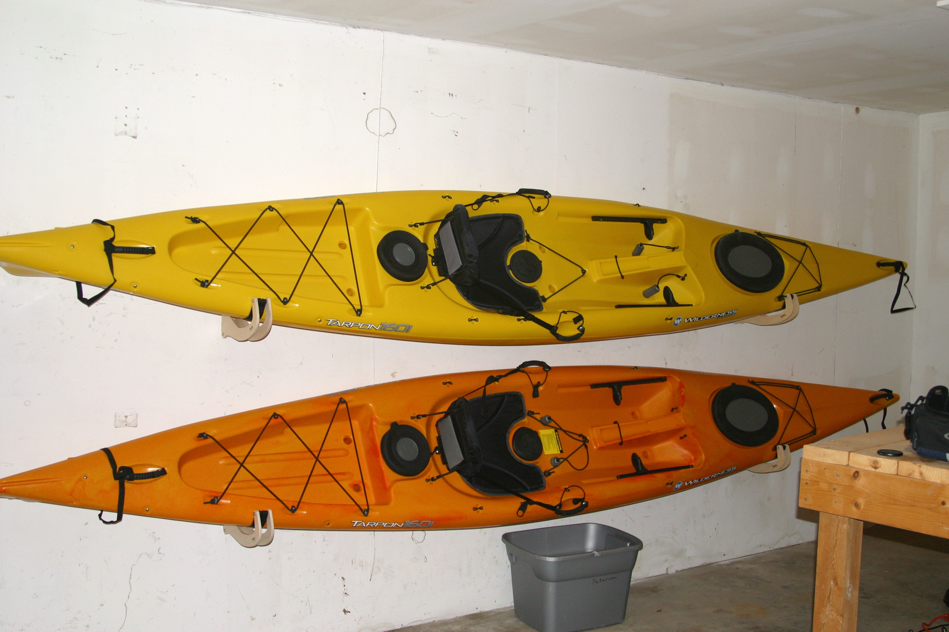 Kayak Storage & Kayak Storage u2013 Kayaking Delmarva