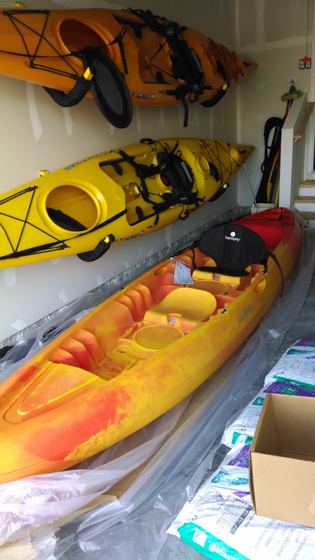 Expanding Kayak Fleet