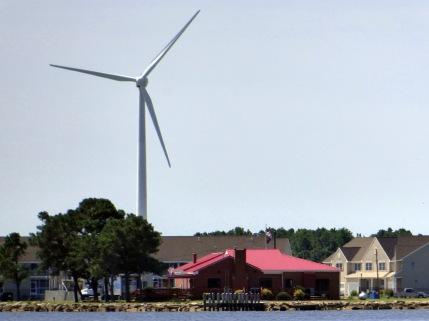 Crisfield Windmill