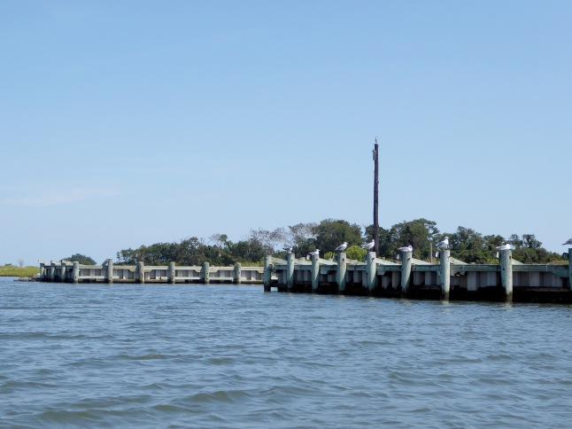 Docking Area Entrance