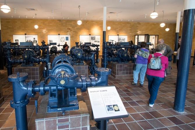 Historic Pump Room