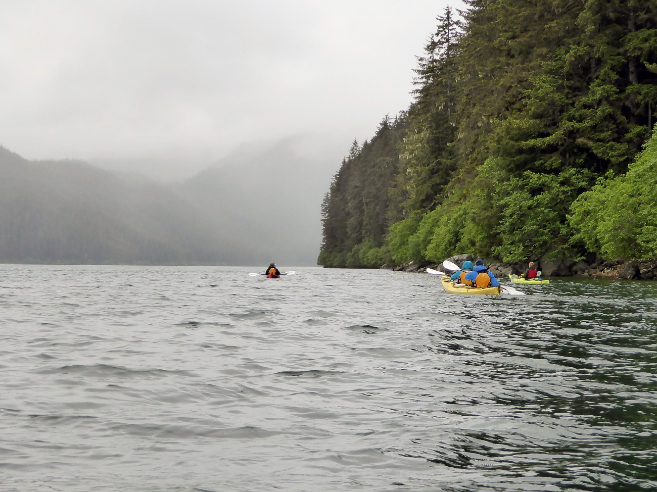 20160522_1947_Kayaking into the mists
