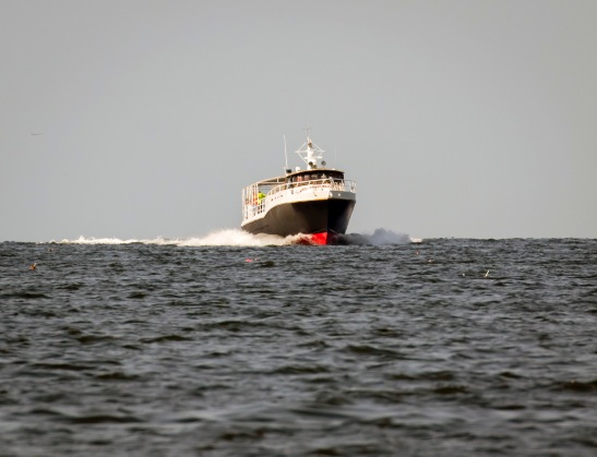 Ferry to Tangier Island, Virginia