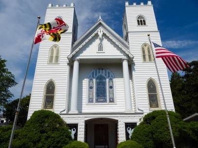 Historic Tylerton Methodist Church